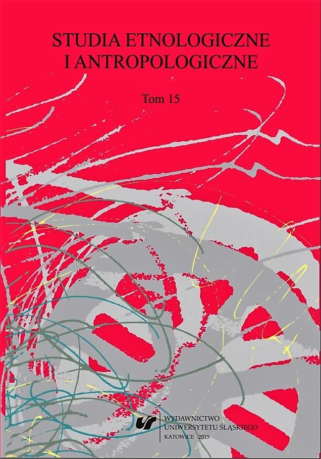 Studia Etnologiczne i Antropologiczne Tom 15